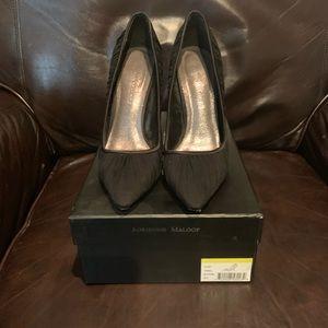 Adrienne Maloof black heels